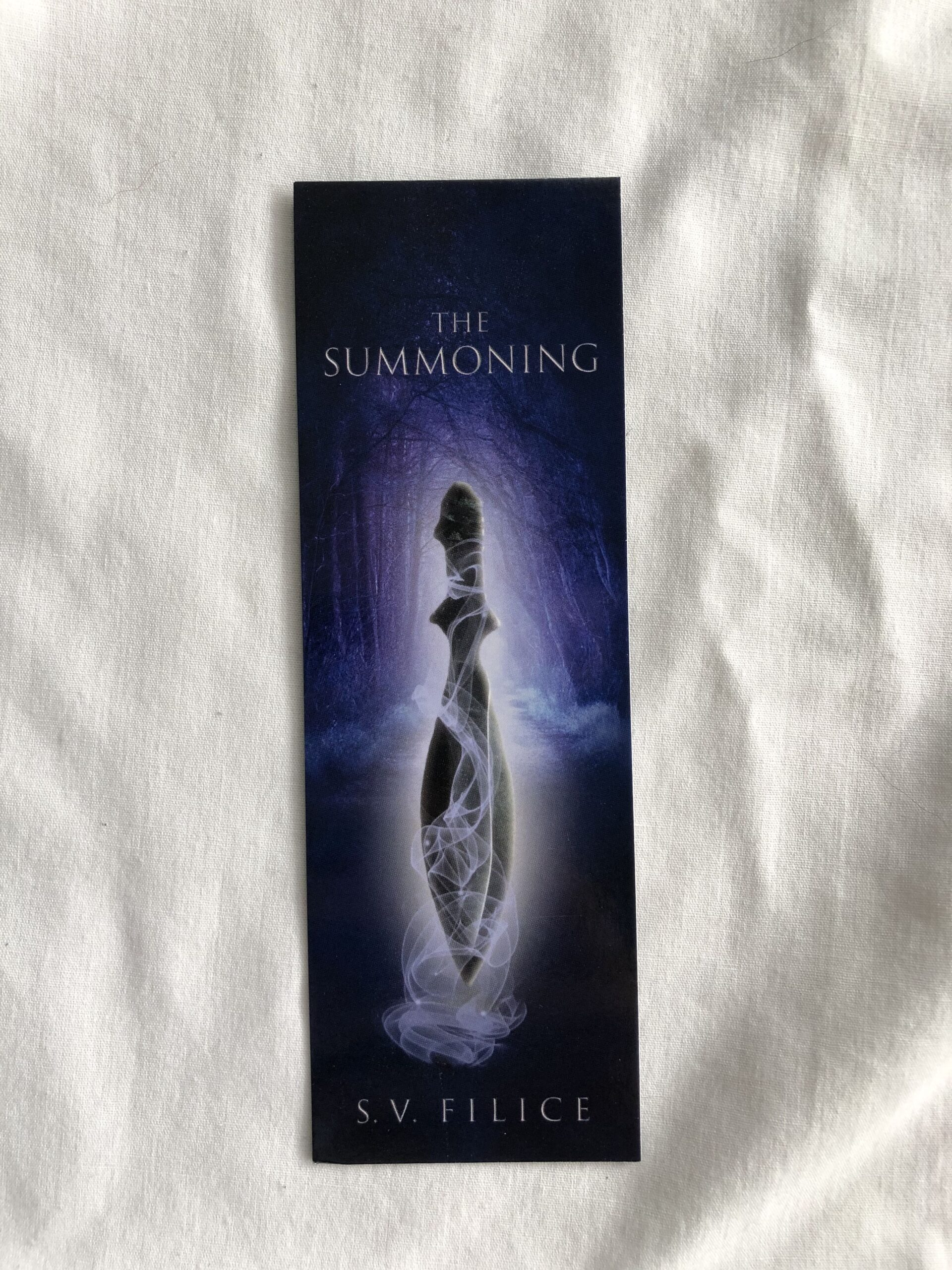 The Summoning Bookmark